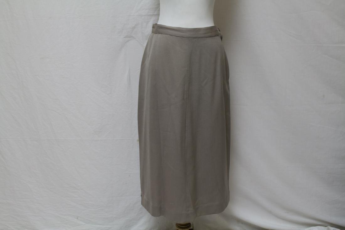 Vintage 1940's Wool Skirt Suit - 5