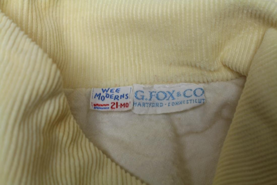 Vintage 1950's/60's Children's Clothing Lot of 5 - 7