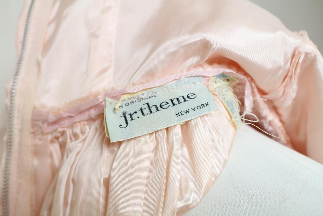 Vintage Jr. Theme NY Pink Party Dress - 8