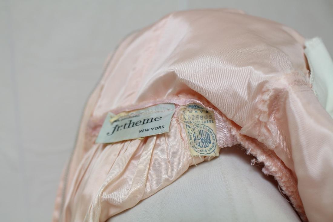 Vintage Jr. Theme NY Pink Party Dress - 9