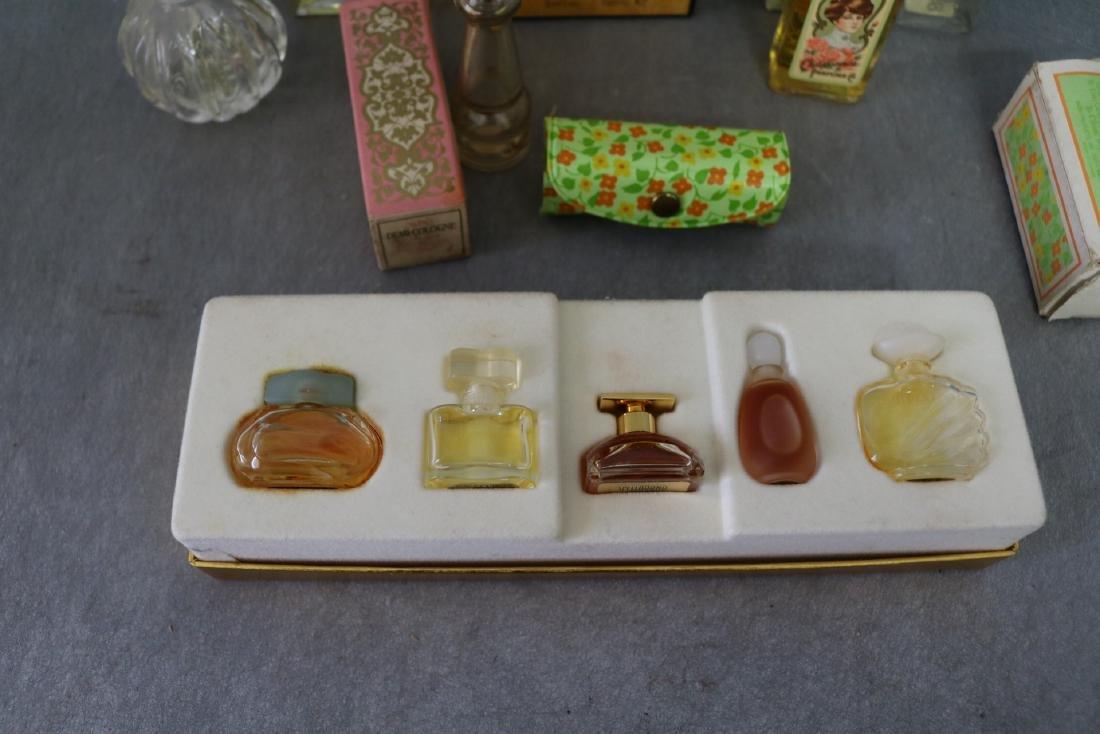 Lot of Vintage Perfumes & Bottles - 3