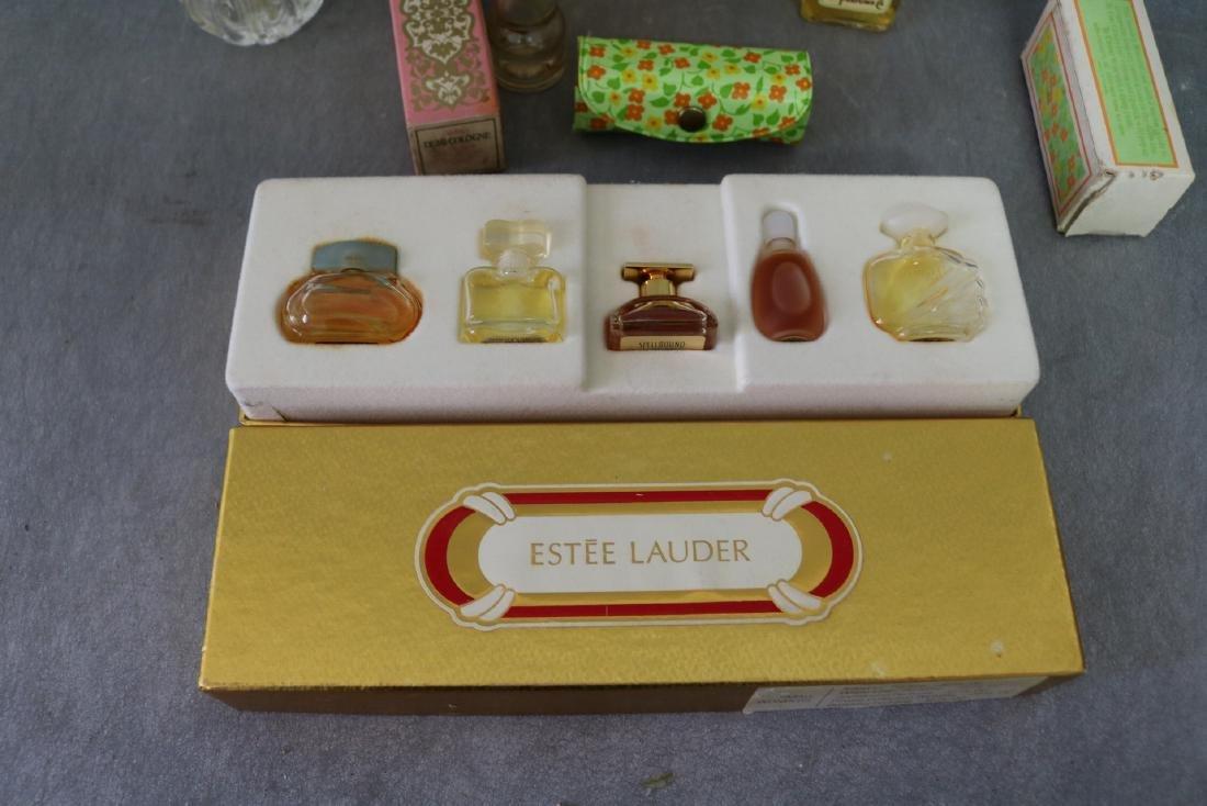 Lot of Vintage Perfumes & Bottles - 4