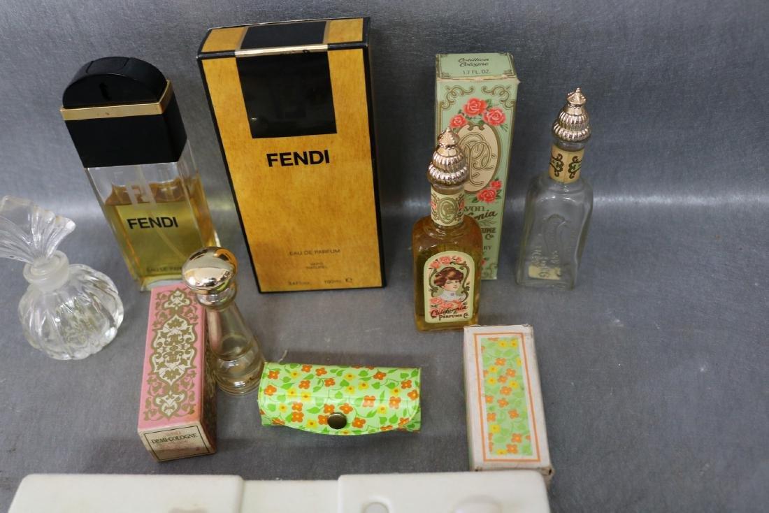 Lot of Vintage Perfumes & Bottles - 5