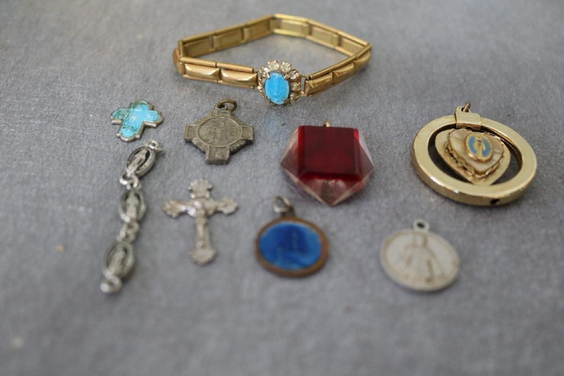Vintage Lot of Religous Jewelry - 2