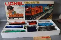 Vintage Lionel Yardmaster Electric Train Set 1972