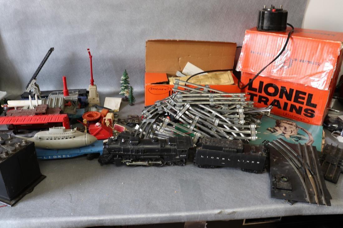 Vintage 1960's Lionel Train Set