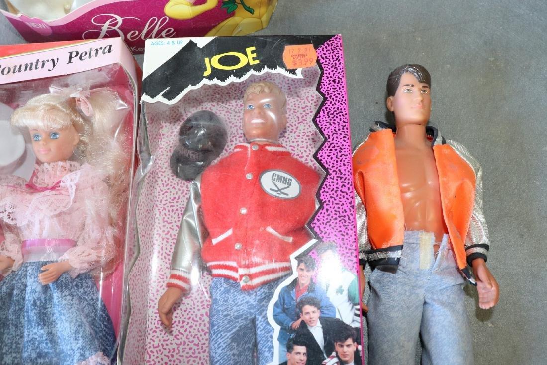 Vintage Lot of 5 Dolls in Original Boxes - 4