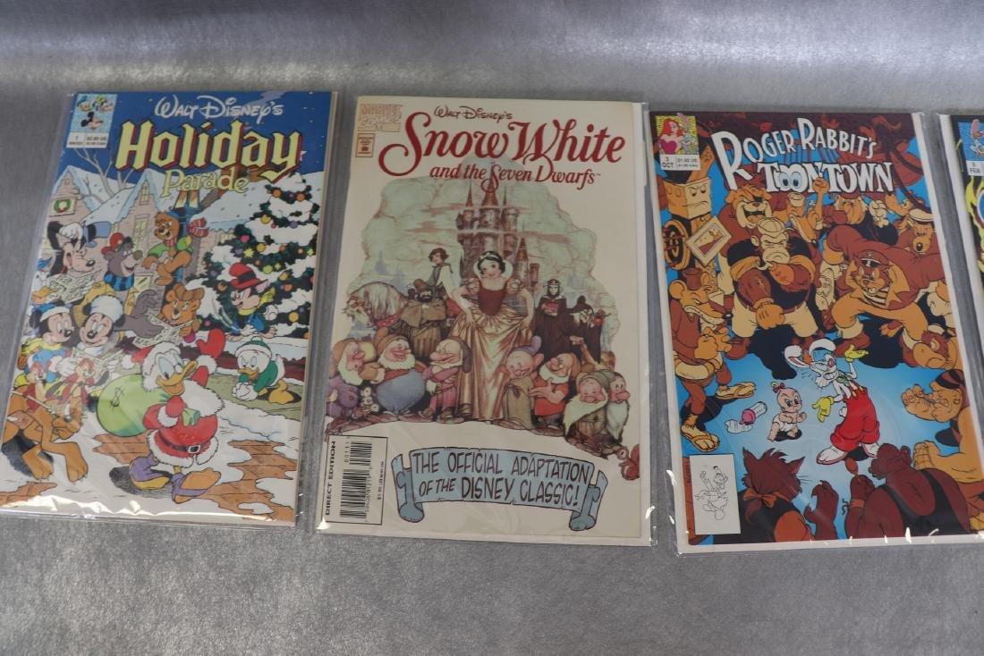 Lot of 17, Mint Disney Comics, Gladstone & Others - 6