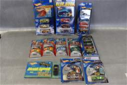 Lot of 11 Vintage Hot Wheels Old Store Stock in Bubble
