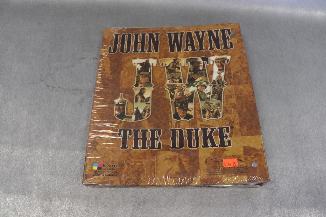 John Wayne The Duke Collector's Album - 3