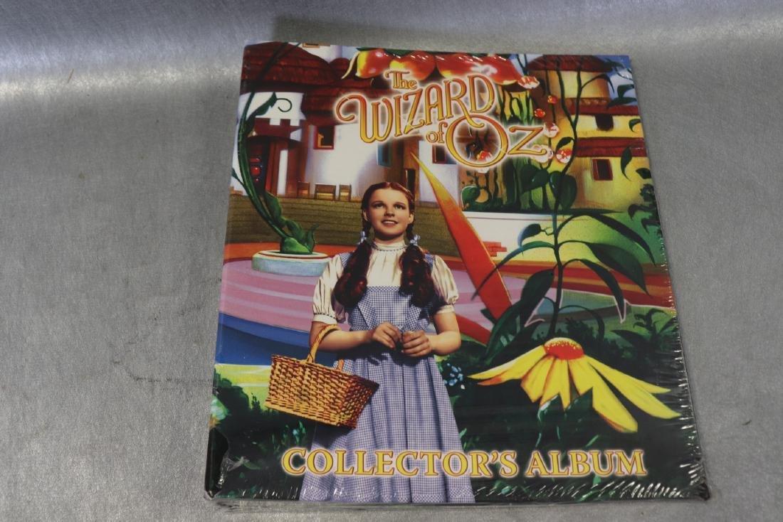 The Wizard Of Oz Collectors Album, Original Package