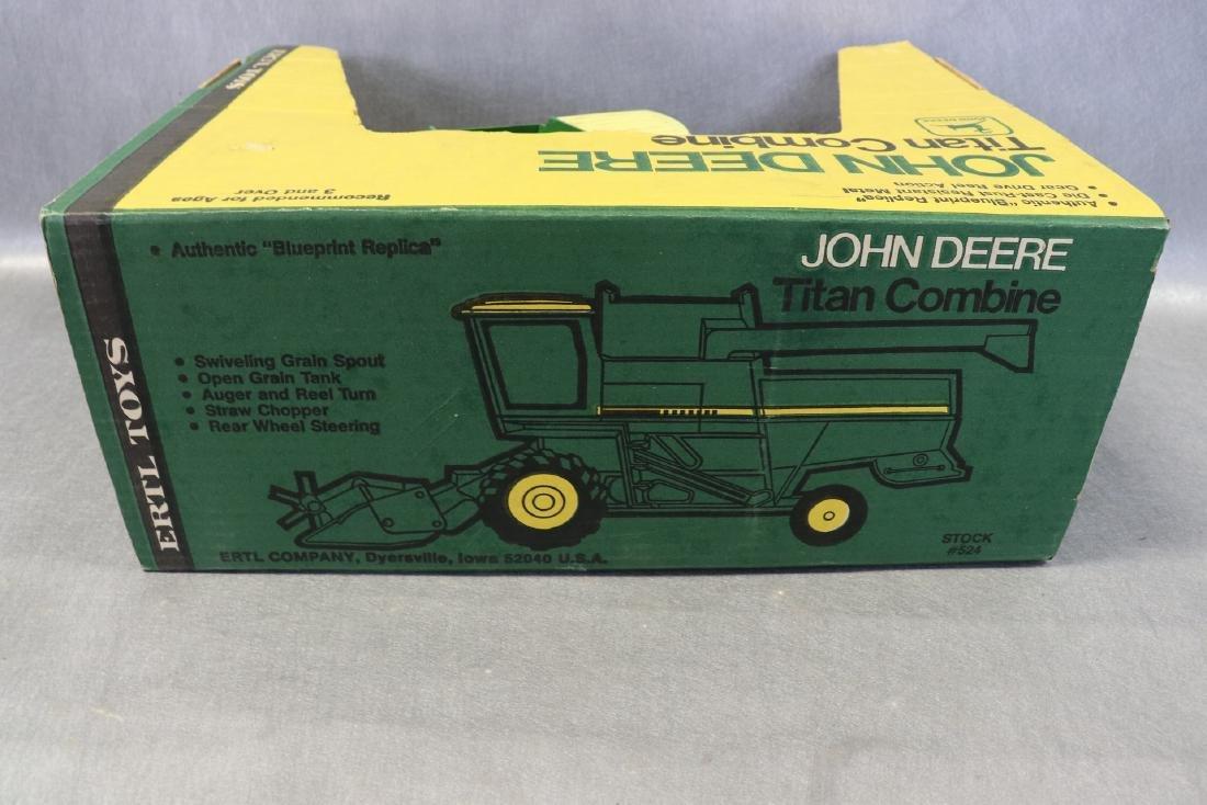 Ertl, John Deere Titan Combine, New in Box - 5