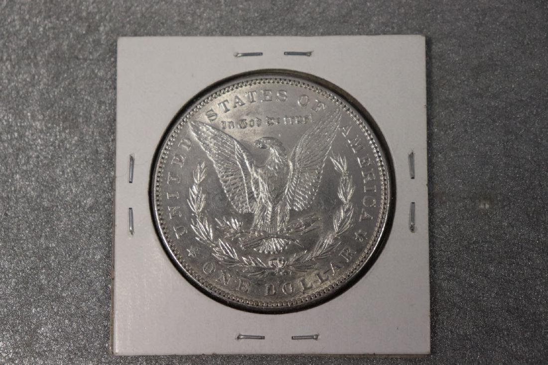 1888 Morgan Silver Dollar BU - 2