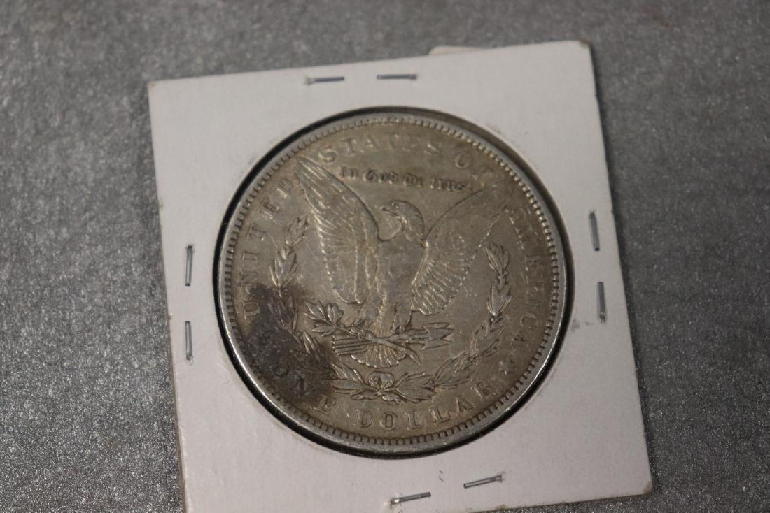 1883 Morgan Silver Dollar VF - 2