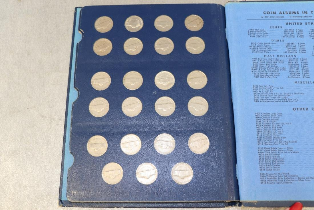 Lot of Nickel Collections - 10