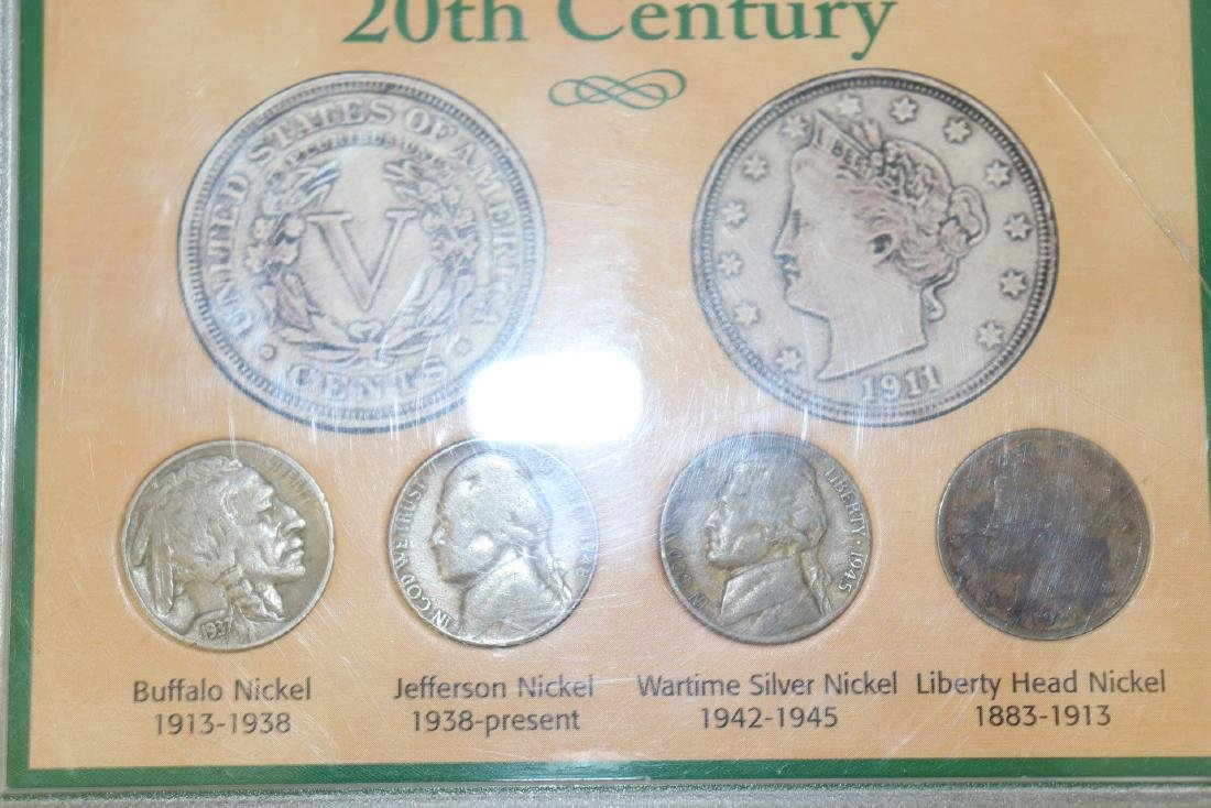 Lot of Nickel Collections - 4
