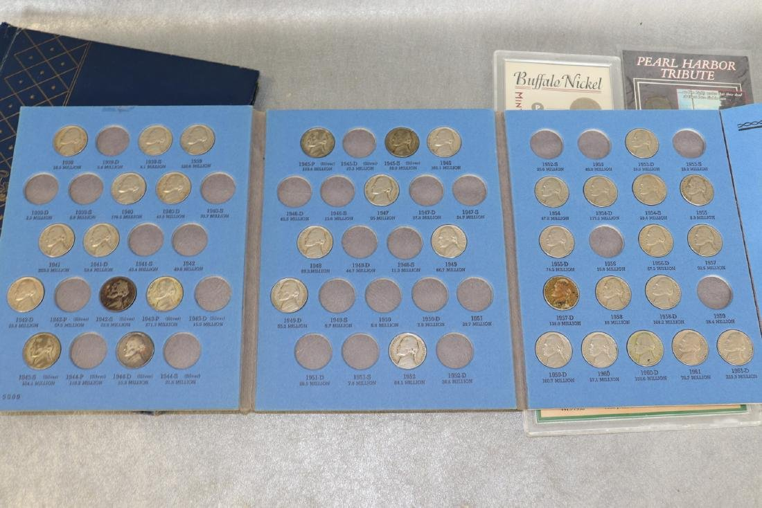 Lot of Nickel Collections - 6