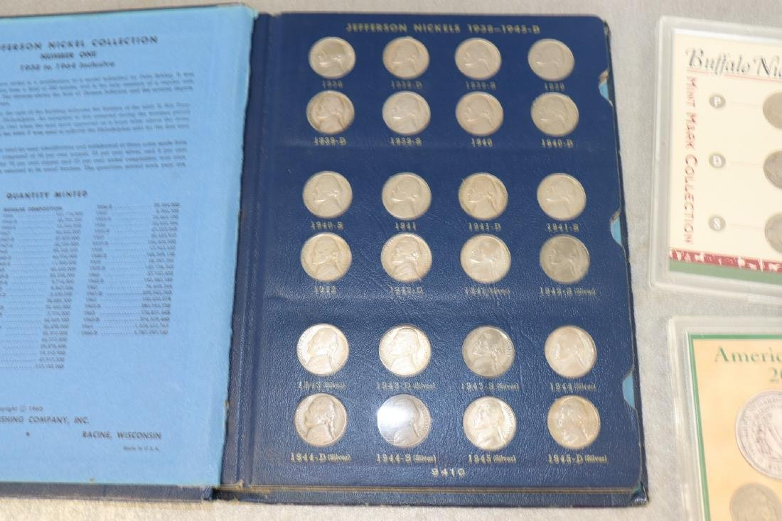 Lot of Nickel Collections - 7