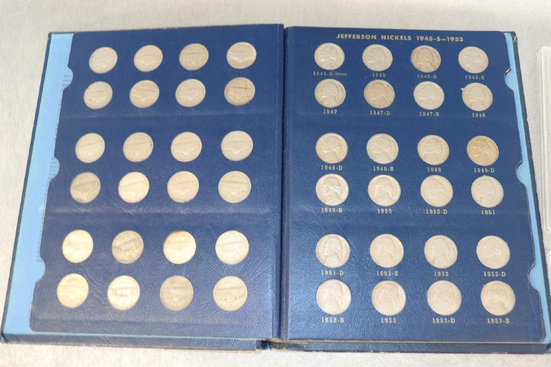 Lot of Nickel Collections - 8