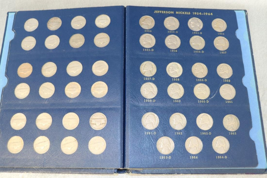 Lot of Nickel Collections - 9