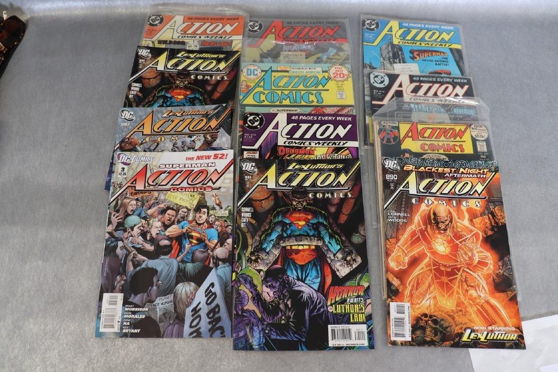 Lot of 12, DC Comics