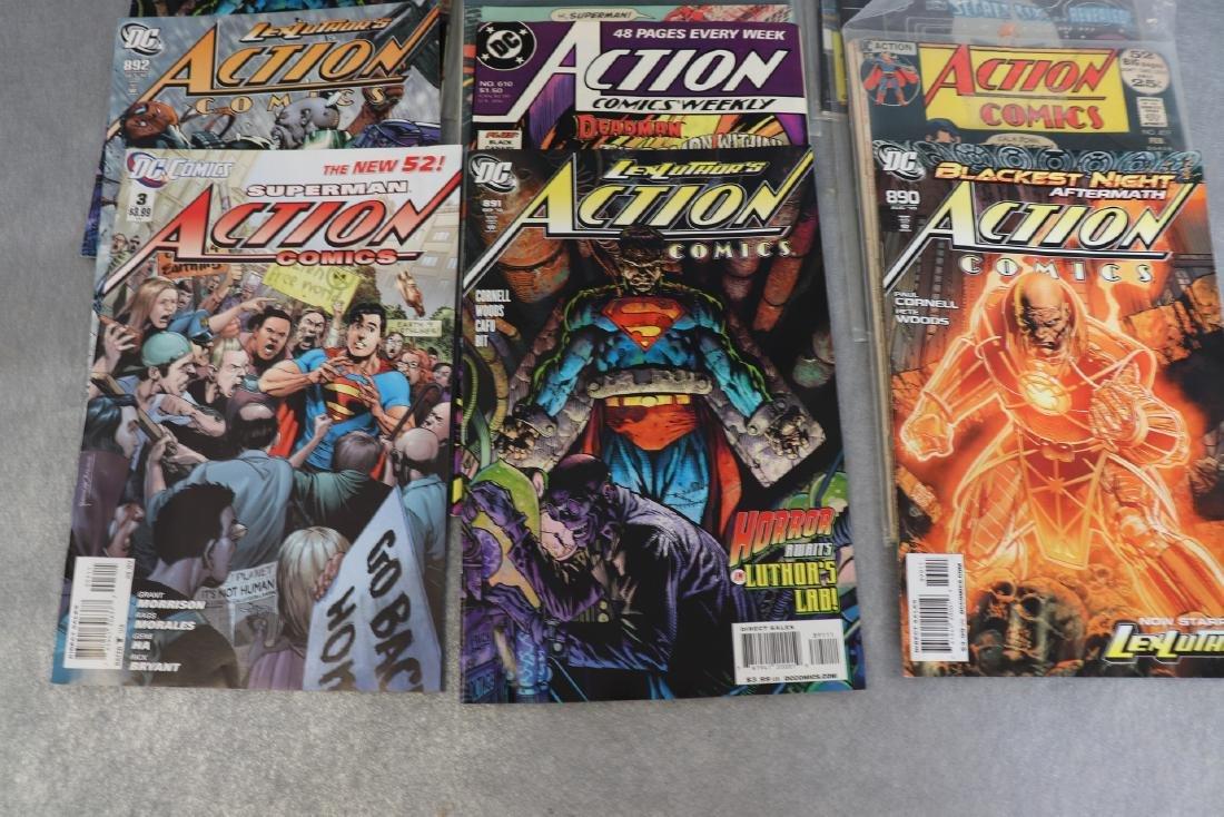 Lot of 12, DC Comics - 2