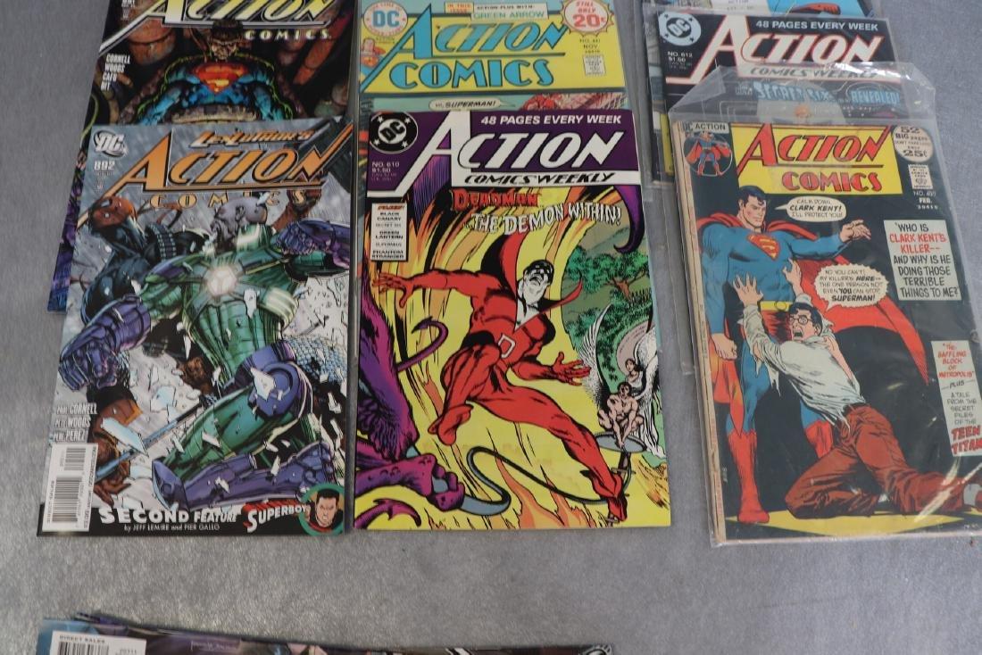 Lot of 12, DC Comics - 3