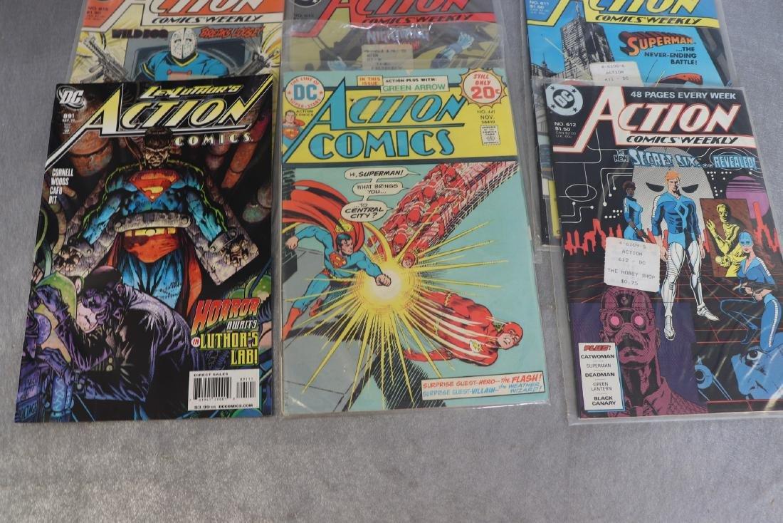 Lot of 12, DC Comics - 4