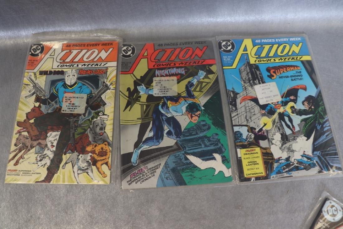 Lot of 12, DC Comics - 5