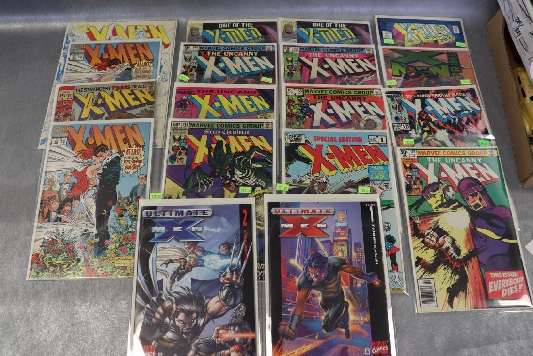 Great Lot of 18 Marvel X-Men Comics