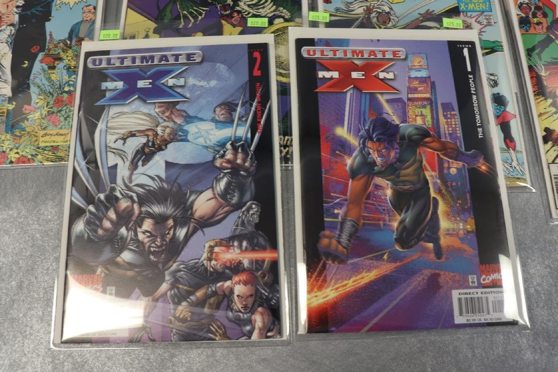 Great Lot of 18 Marvel X-Men Comics - 2