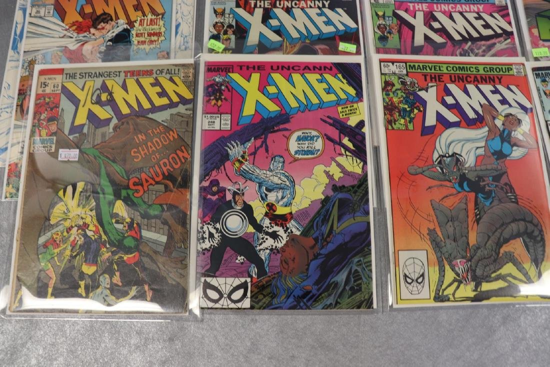 Great Lot of 18 Marvel X-Men Comics - 4