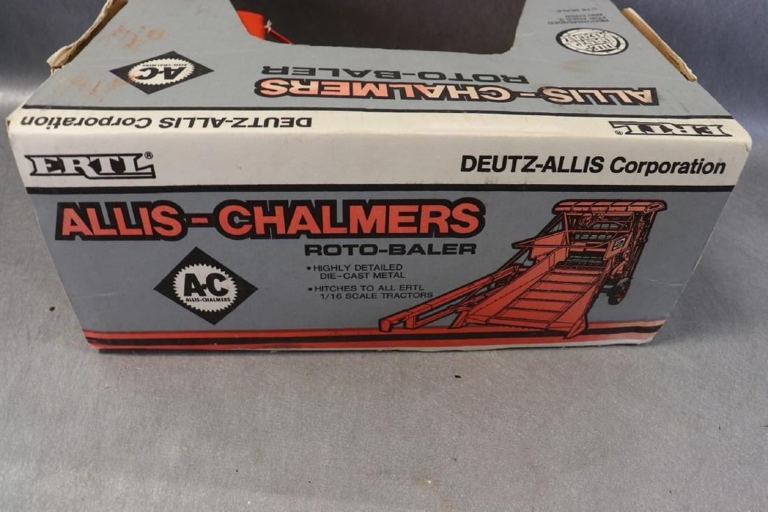 Ertl Allis-Chalmers Roto-Baler - 3