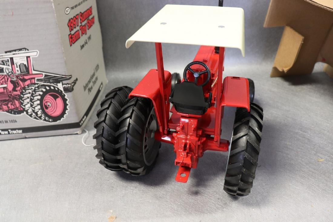 1997 Ertl Collector Edition National 1026 Tractor - 5