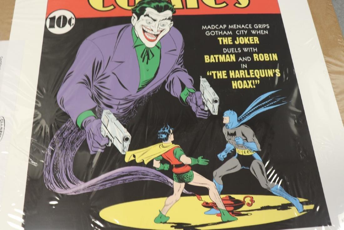 The Harlequin's Hoax Autographed Detective Comics Print - 3