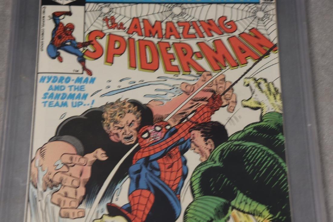 The Amazing Spiderman #217, PGX Graded 9.2 - 2