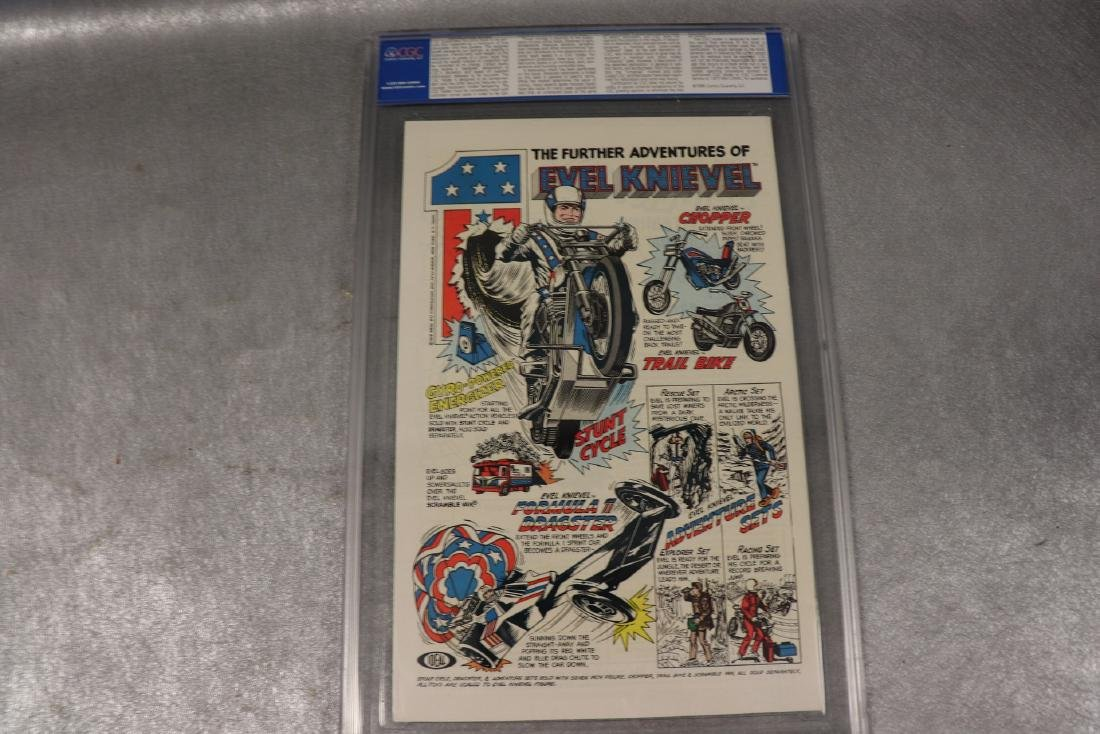 Marvel Chillers #3 CGC Graded 9.2 - 4