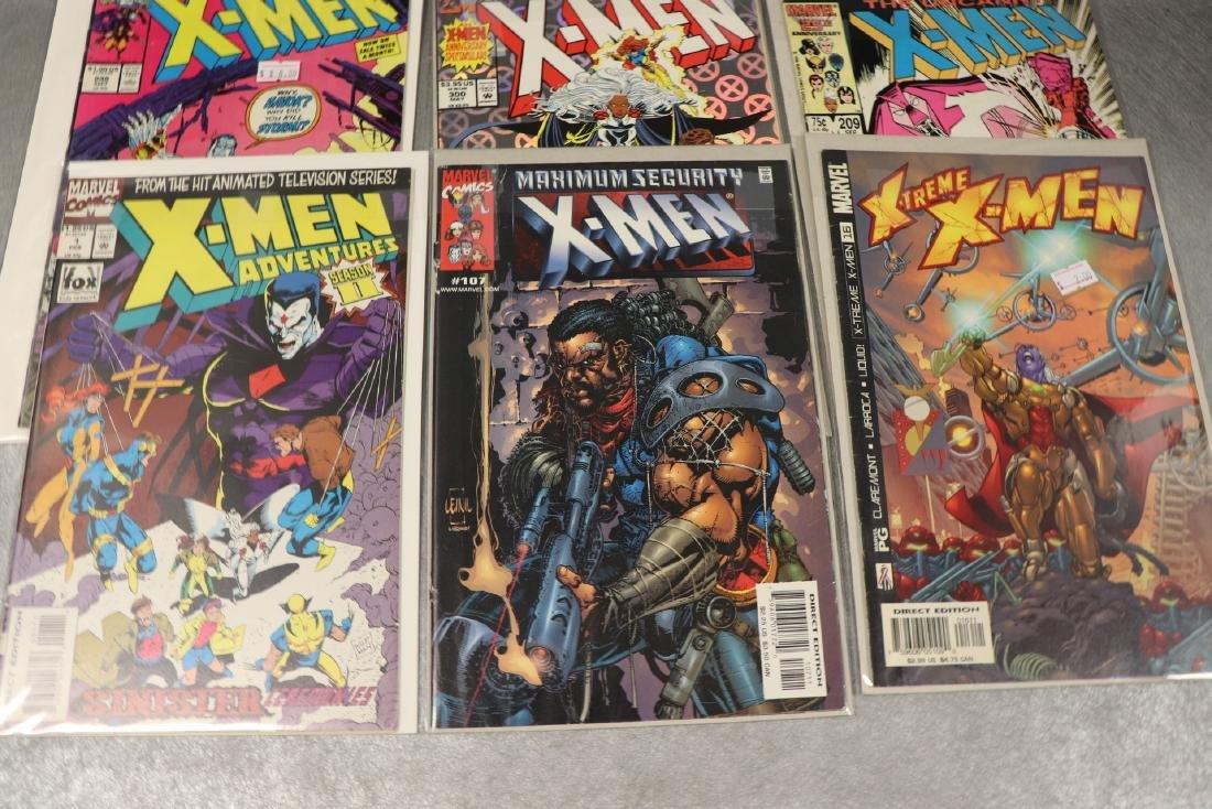 Lot of 8 X-Men Comics - 3