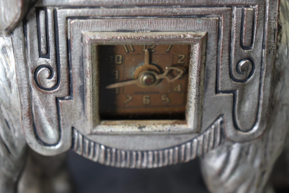 Elephant Clock - 5