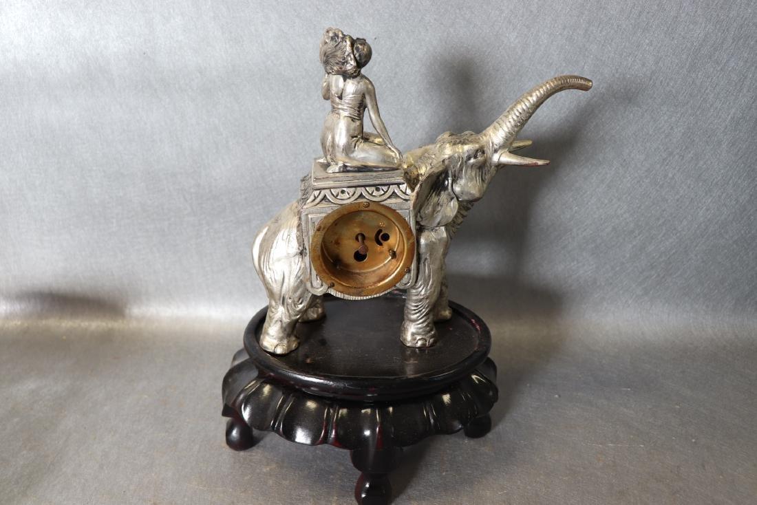 Elephant Clock - 8