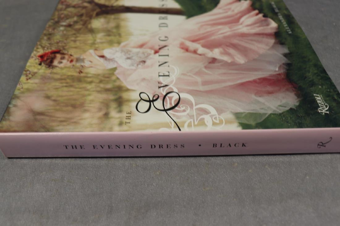 The Evening Dress Hardcover Fashion Book - 2