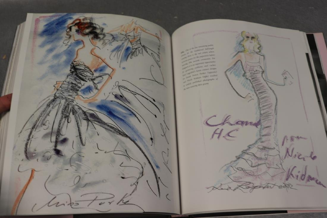 The Evening Dress Hardcover Fashion Book - 4