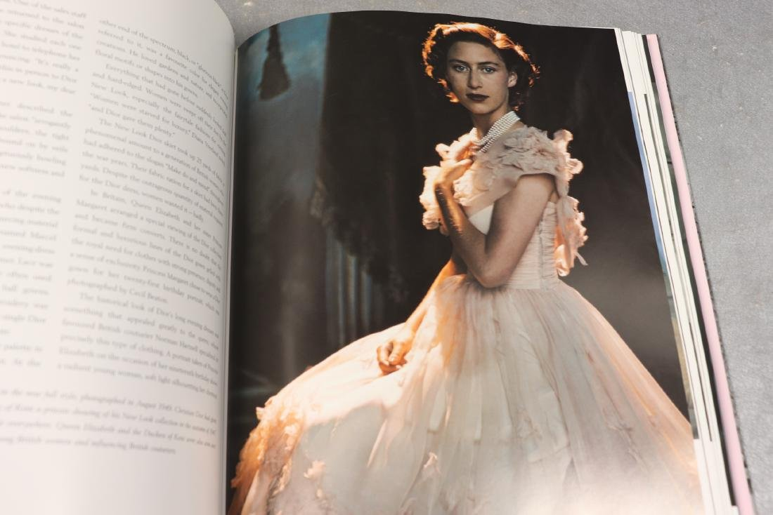 The Evening Dress Hardcover Fashion Book - 5