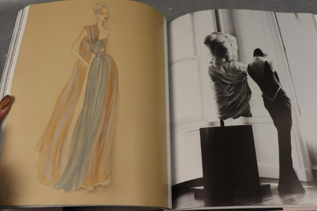 The Evening Dress Hardcover Fashion Book - 6