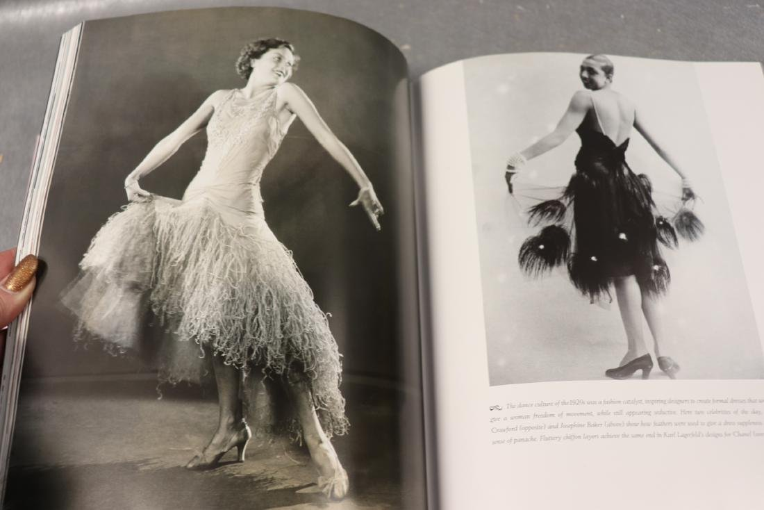 The Evening Dress Hardcover Fashion Book - 8