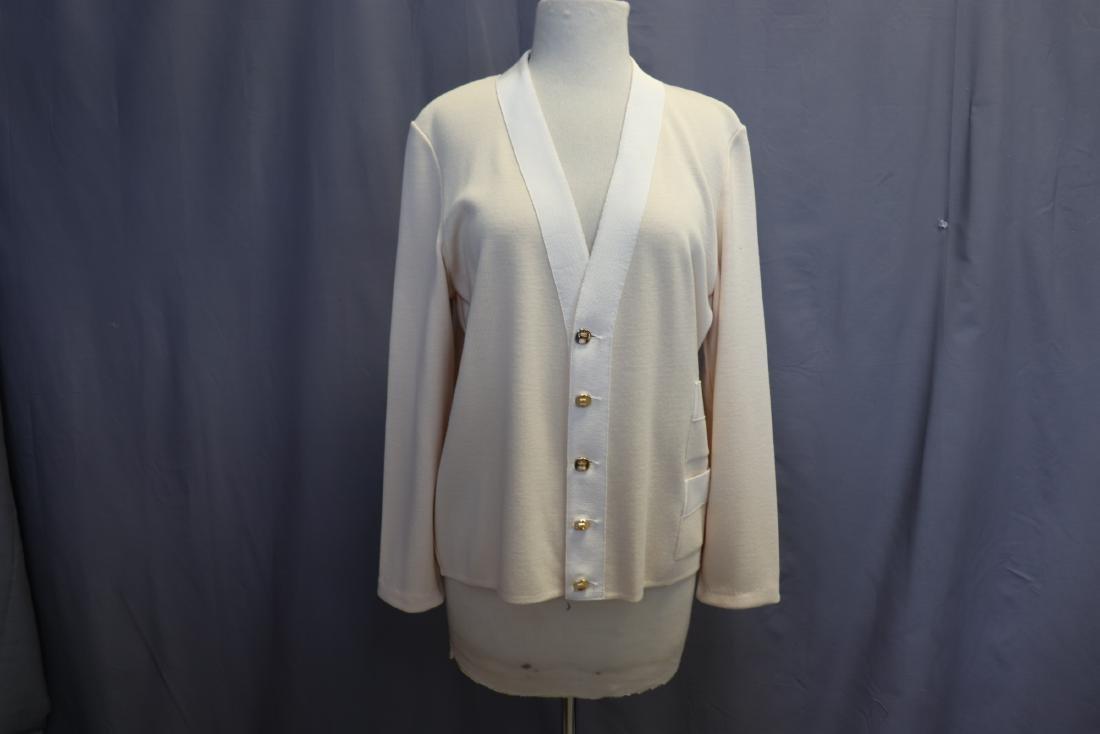 Salvatore Ferragamo Wool Blend Sweater