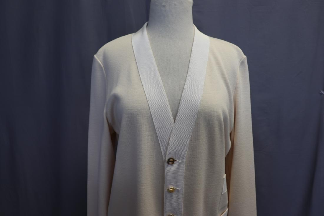 Salvatore Ferragamo Wool Blend Sweater - 2