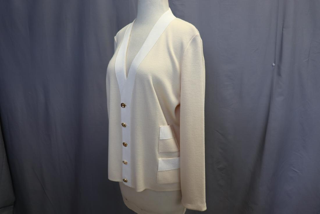 Salvatore Ferragamo Wool Blend Sweater - 3