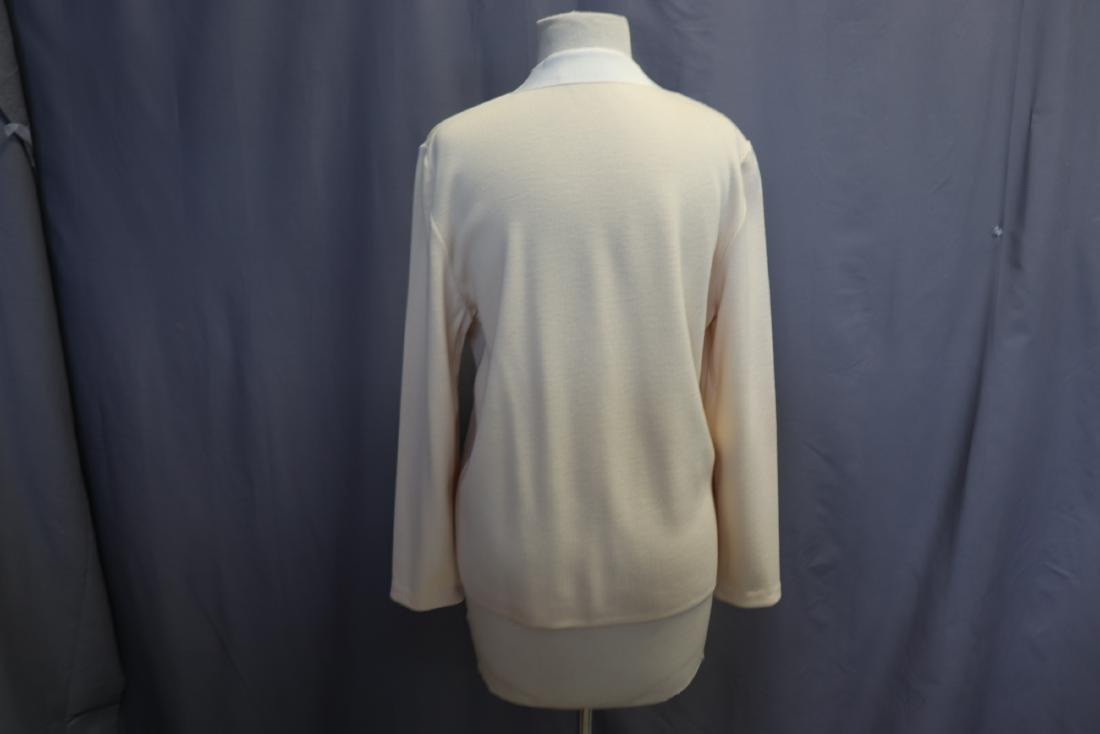 Salvatore Ferragamo Wool Blend Sweater - 4