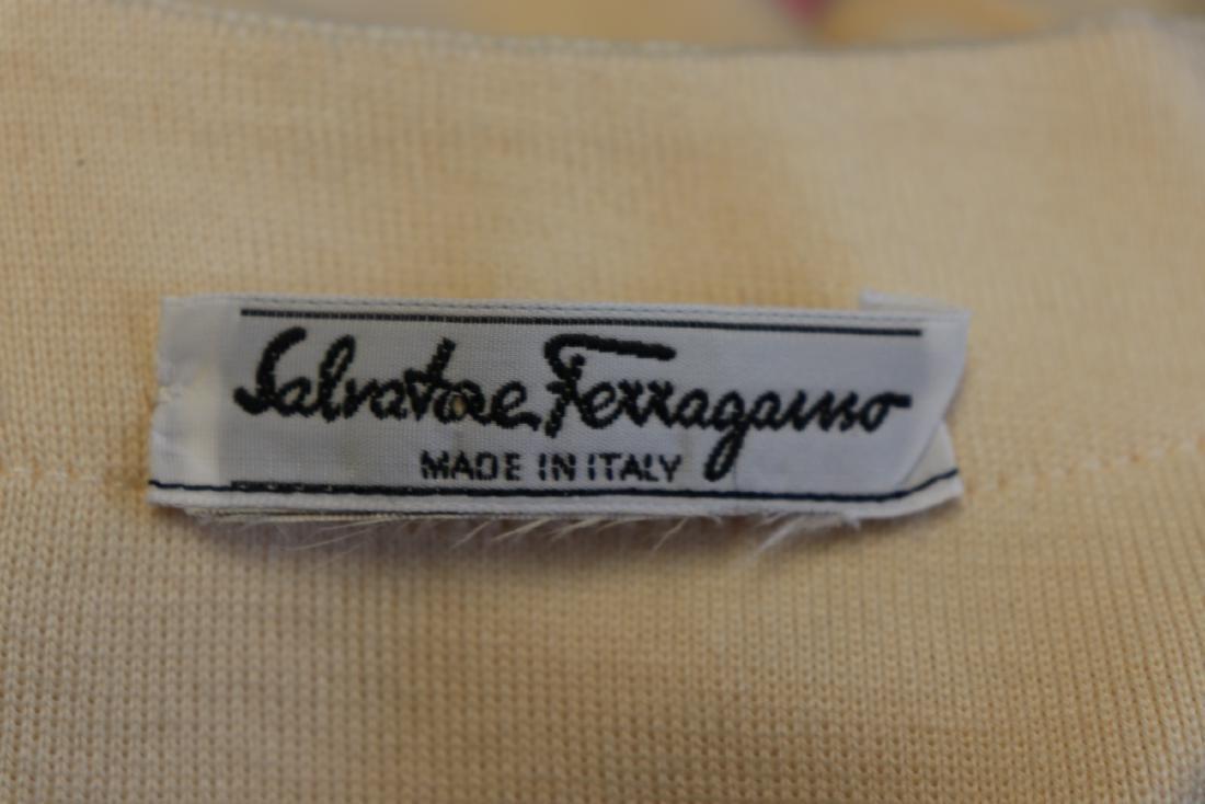 Salvatore Ferragamo Wool Blend Sweater - 5
